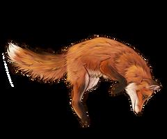 Fox | Gift by Sundew13