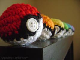Pokeball crochet