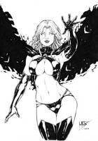 Goblin Queen. by Leomatos2014