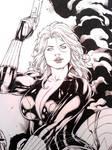 Black Widow wip