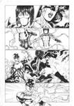 Red Ninja Momiji ( independent comicbook work)