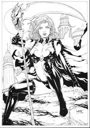 Lady Death by Leomatos2014