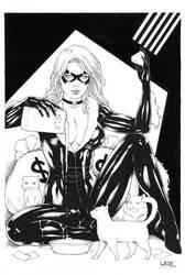 Black Cat by Leomatos2014