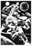 Miss Marvel and Silver Surfer