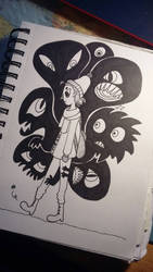 Inktober #6