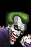 Joker by DAVID-OCAMPO