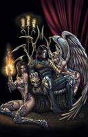 Broken Trinity by DAVID-OCAMPO