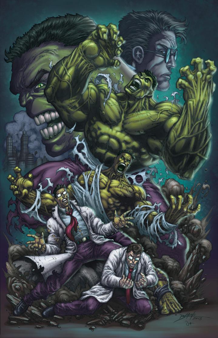 Hulk Transformation by DAVID-OCAMPO on DeviantArt
