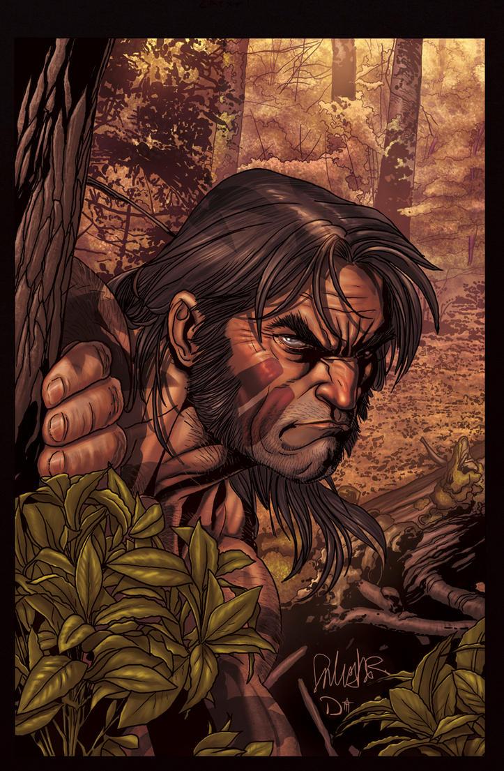 COVER FOR WOLVERINE ORIGIN II #1 (OF 5) by DAVID-OCAMPO