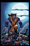 SAVAGE WOLVERINE #40 EXCLUSIVE COVER FOR SPAIN