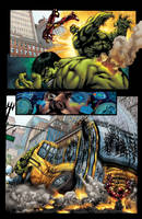 AVENGERS vs HULK Pag 3 by DAVID-OCAMPO