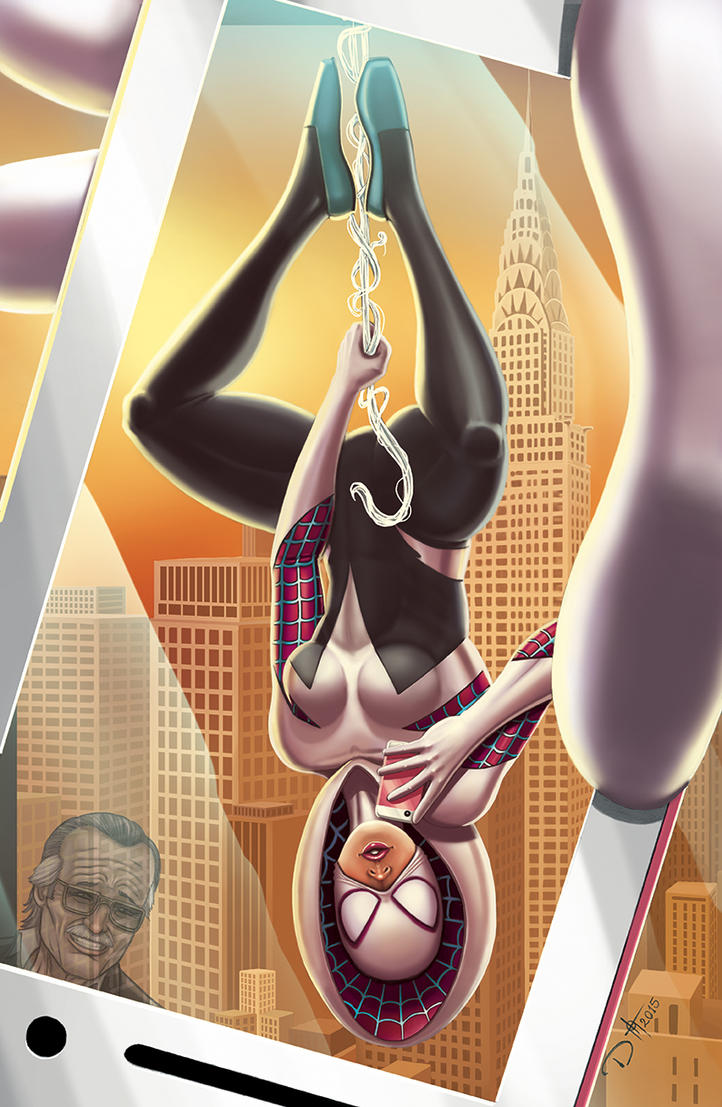 the breaking of gender stereotype in the graphic novel spider gwen greater power A division of gender roles is deeply rooted in the social archetypes now i would like to focus on the attendance of gender stereotypes in the mass media, which nowadays has a great power and breaking gender stereotypes in spite of significant presence of the stereotypes in commercials.