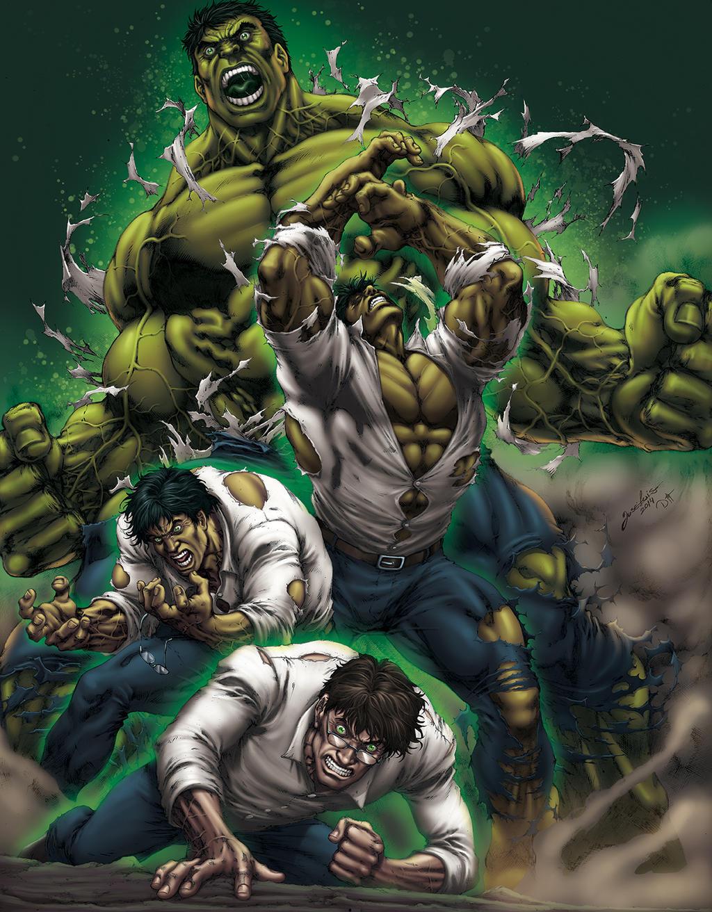 Hulk Transformation | www.pixshark.com - Images Galleries ...