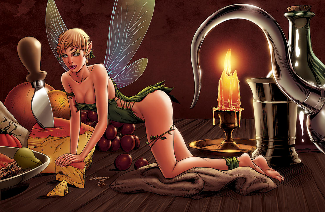 TINKERBELL by DAVID-OCAMPO