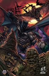 Batman Halloween Comic Fest 2018- The Comics Vault
