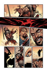 GIANT SLAYER #3 PAGE 15
