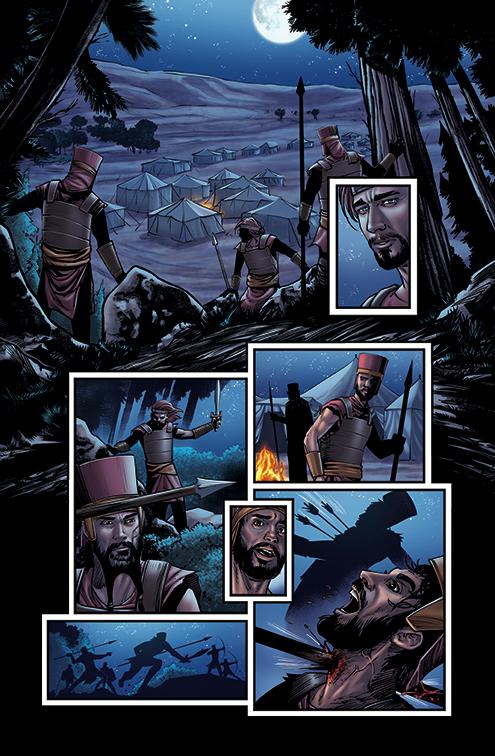 GIANT SLAYER #3 PAGE 17 by DAVID-OCAMPO