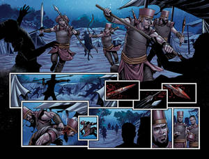 GIANT SLAYER #3 PAGE 19 AND 20