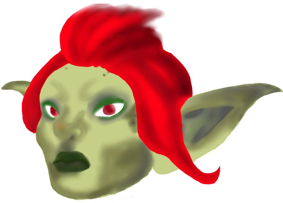 Goblin by Sdrodeo