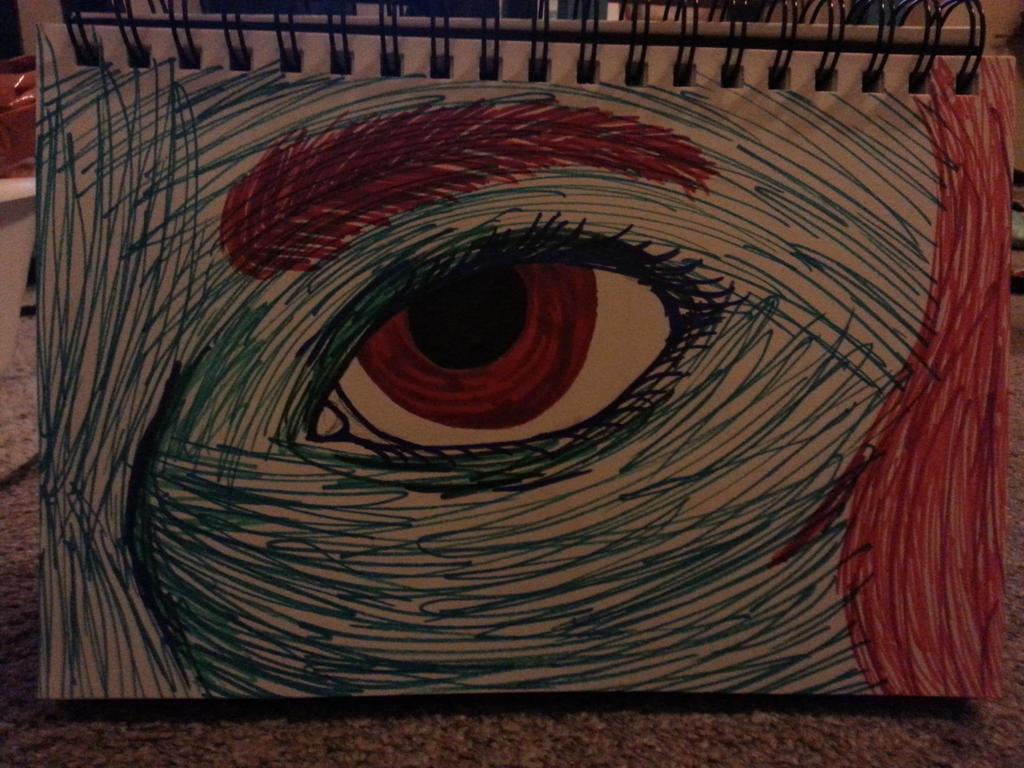 eye by Sdrodeo