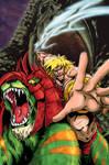 Alex Milne's He-Man