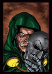 The Face of Doom, Dr Doom
