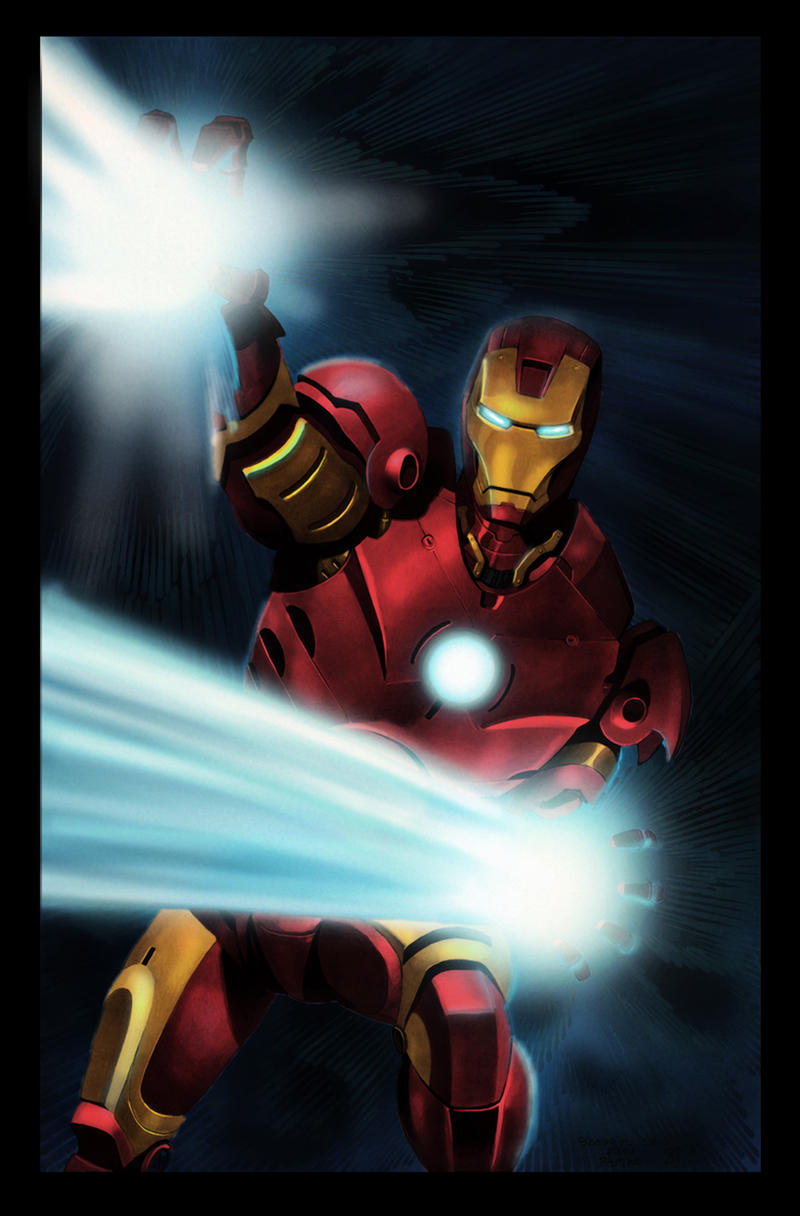 Iron Man will take you all on