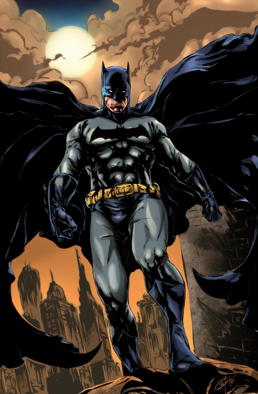 I'm Batman by wordmongerer