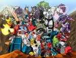 Transformers Kick Ass