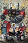 All Hail Megatron 9 cover