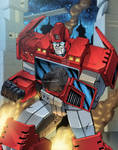 LFCC Exclusive Ironhide Print