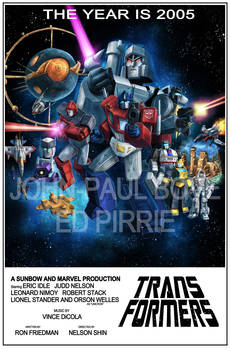 Transformers: A New Hope
