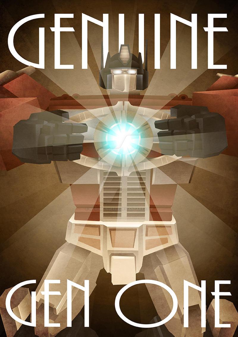 Genu1ne3 by wordmongerer
