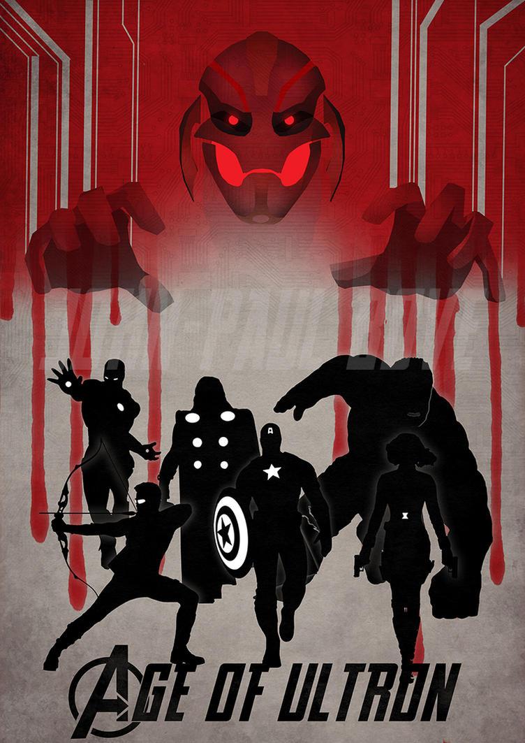 Avengers: Age of Ultron by wordmongerer