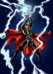 Thor by Night