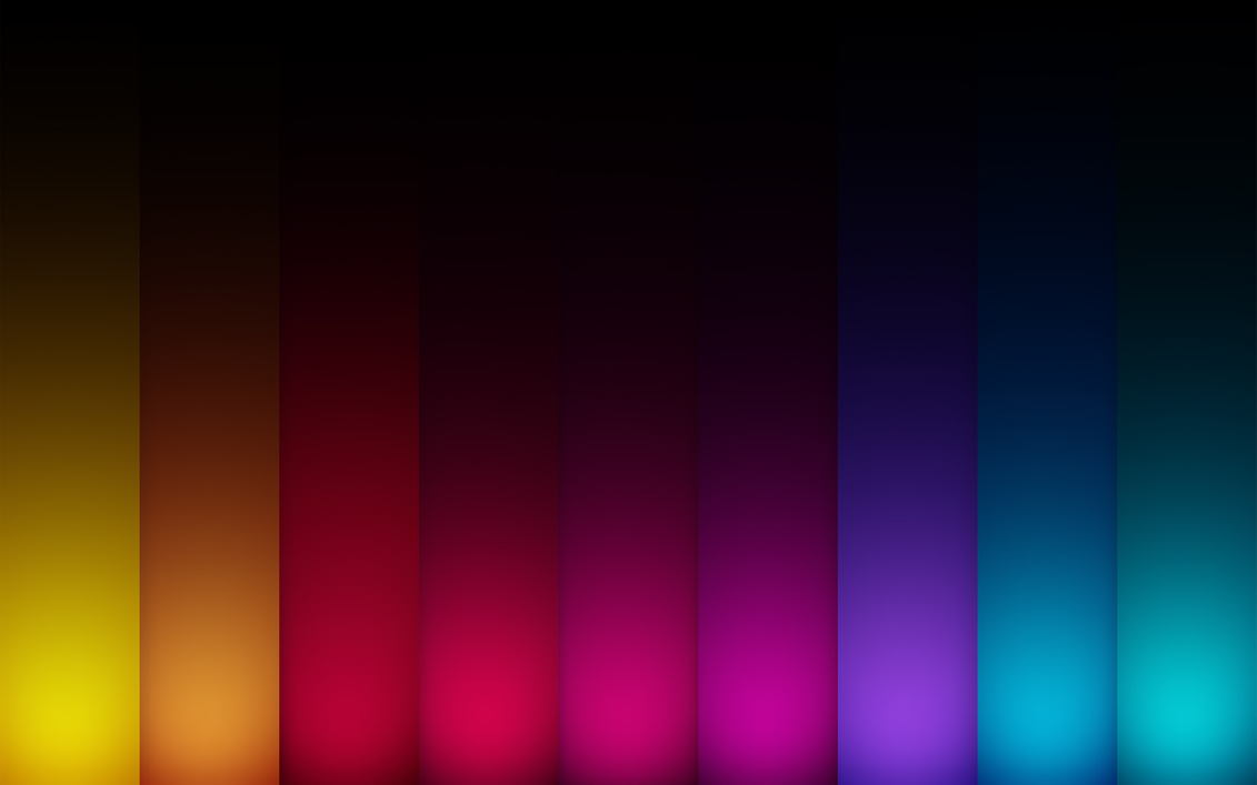Yellow Blue Gradient HD Wallpaper