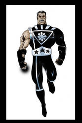 Kalayaan: Black Lantern by gioparedes