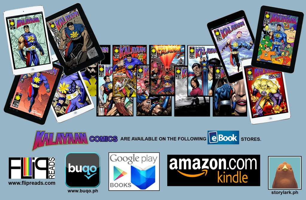 Kalayaan comics on Google Play Book Store by gioparedes on DeviantArt