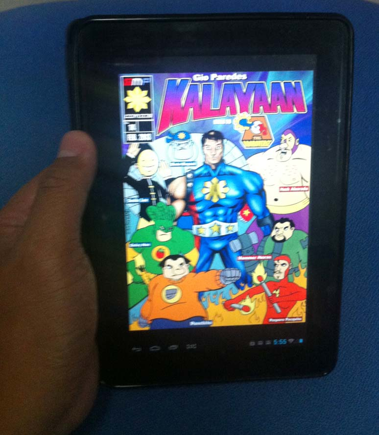 Kalayaan 14 is now available on GooglePlay by gioparedes