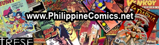 Philippine Comics by gioparedes