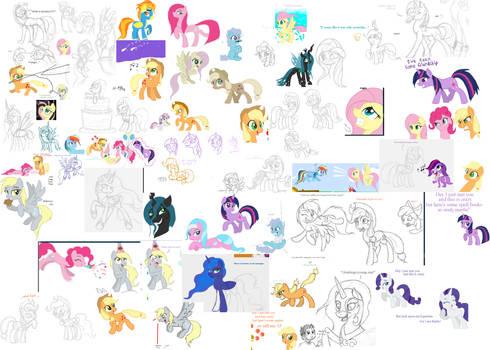 Flock Ponies 2