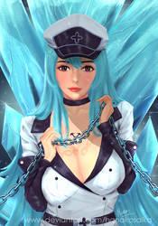 Esdeath | Akame Ga Kill (SFW)