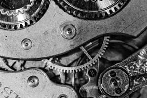 Watch Mechanism by KStallwood
