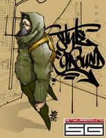 Urban Canvas by stuter