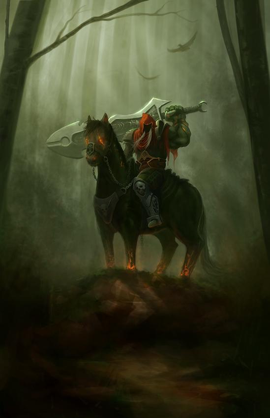 Darksiders by kolokas