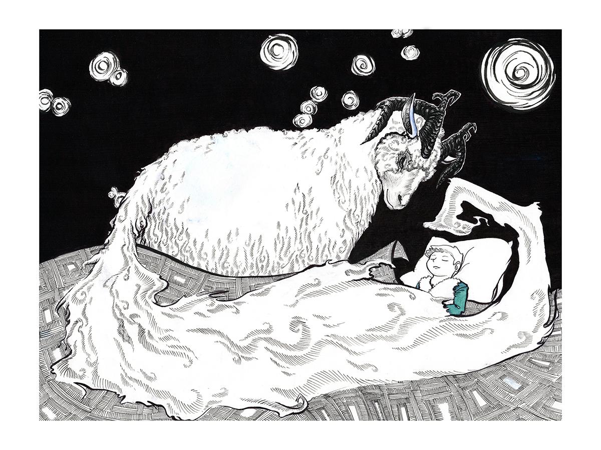 Sweet dreams by Jack-Norisk