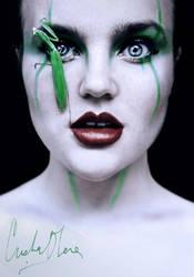 mantis. by cristina-otero