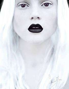 haunted queen. by cristina-otero
