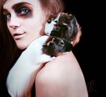 the purrer. by cristina-otero