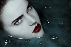 beneath the surface. by cristina-otero
